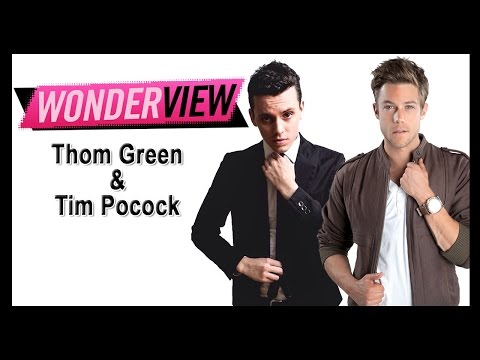Thom Green and Tim Pocock  Wonderview for Aug. 14, 2013