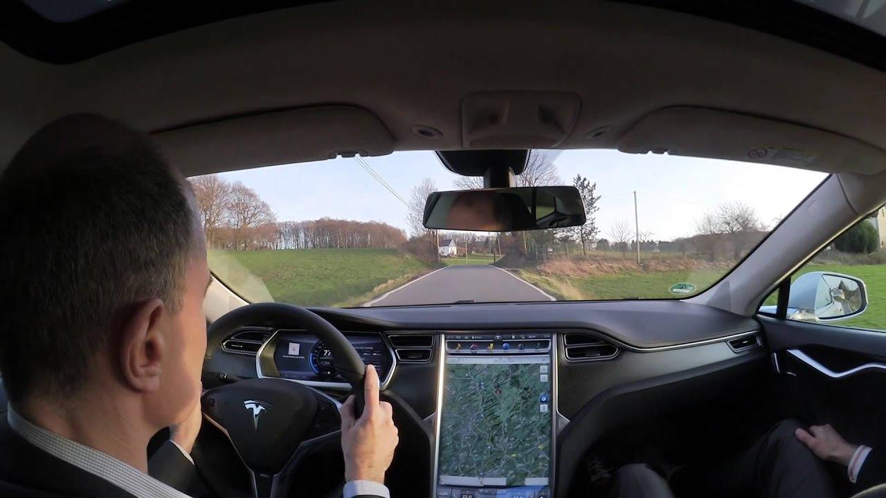 Tesla model S p85 acceleration test 0 100 km h 0 60 mph
