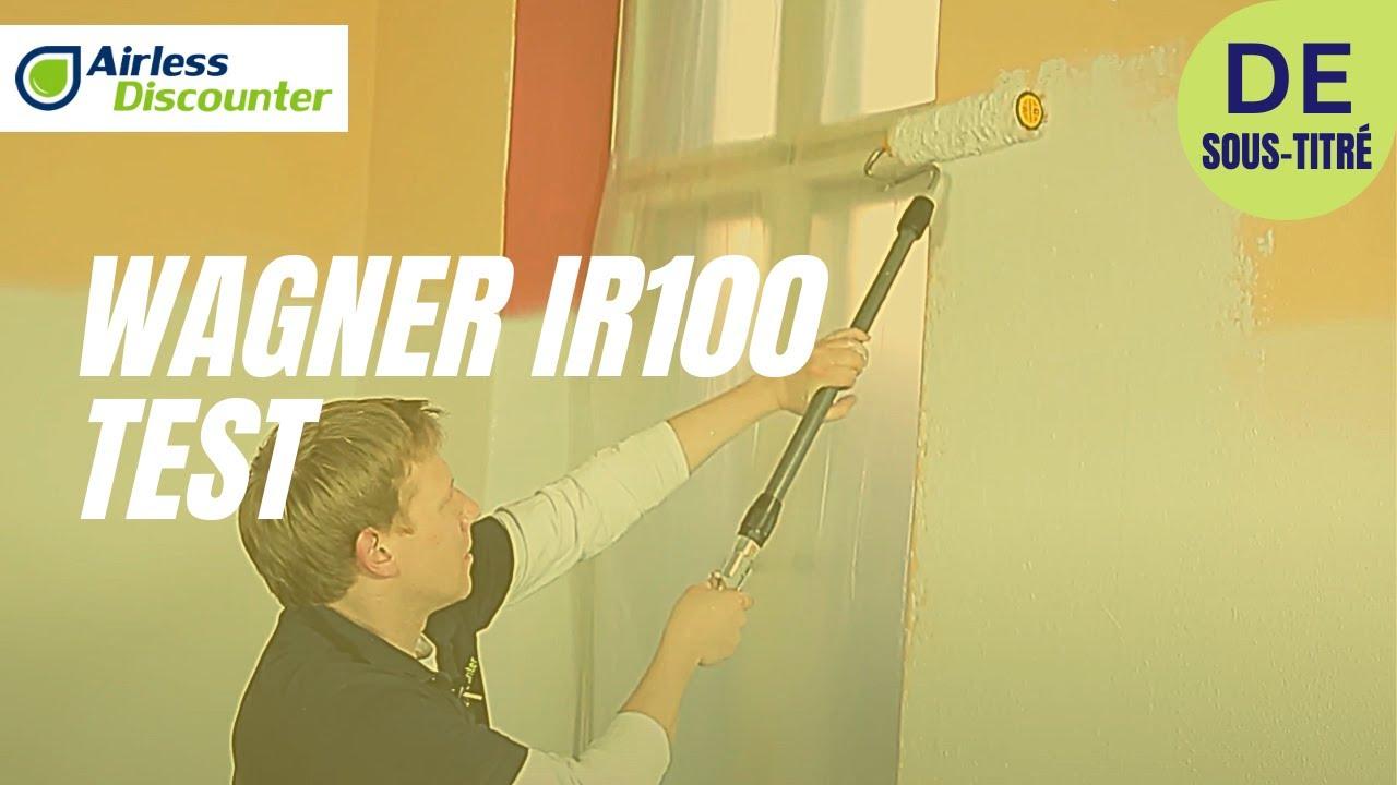 Utilisation Du Rouleau Airless Wagner Inlineroller