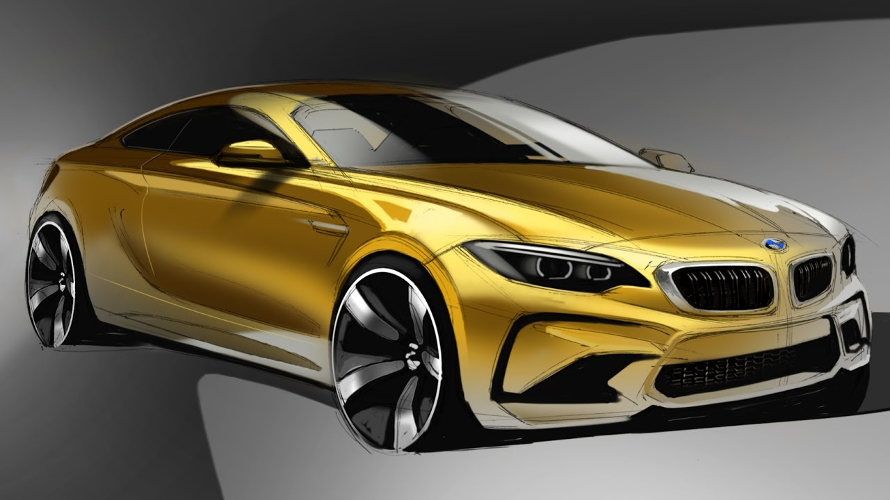 Car Design Sketches Bmw Www Pixshark Com Images