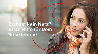 Du hast kein Netz? - Erste Hilfe für Dein Smartphone  | #mobilfunkhilfe