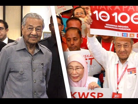 Dr M: Five years insufficient to fix nation