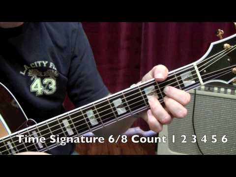 Silver Bells Guitar Lesson with Shawn Fleming