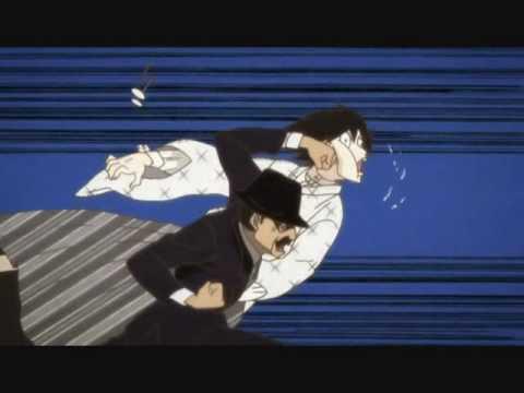 Sayonara Zetsubou Sensei - Nozomu Getting Punched