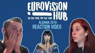 Albania | Eurovision 2019 Reaction Video | Jonida Maliqi - Ktheju Tokës