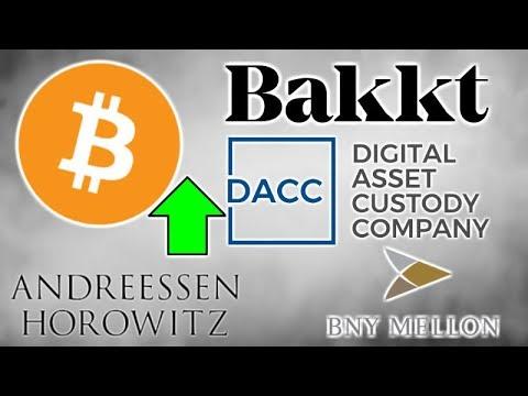 BAKKT Acquires DACC & Partners With BNY Mellon - Andreessen Horowitz $1 Billion Crypto - Jaguar IOTA
