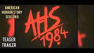 Американская История Ужасов / American Horror Story | Тизер-Трейлер - 9 сезон (2019) AHS 1984