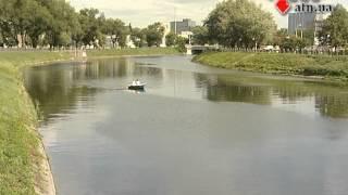 31.07.13 - Самая грязная речка под боком - опасный Северский Донец