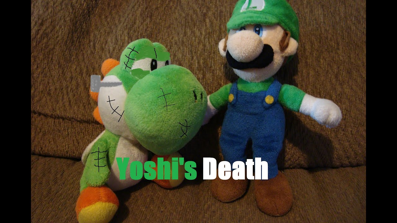 Mario Plush Adventures Yoshi S Death Youtube