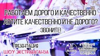 ШОУ ЭКСТРАВАГАНЗА 2016. ПРЕЗЕНТАЦИЯ для ПАРТНЕРОВ.