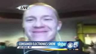 CES 2011 - Day 2 Highlights - CBS 5 News (KPHO)