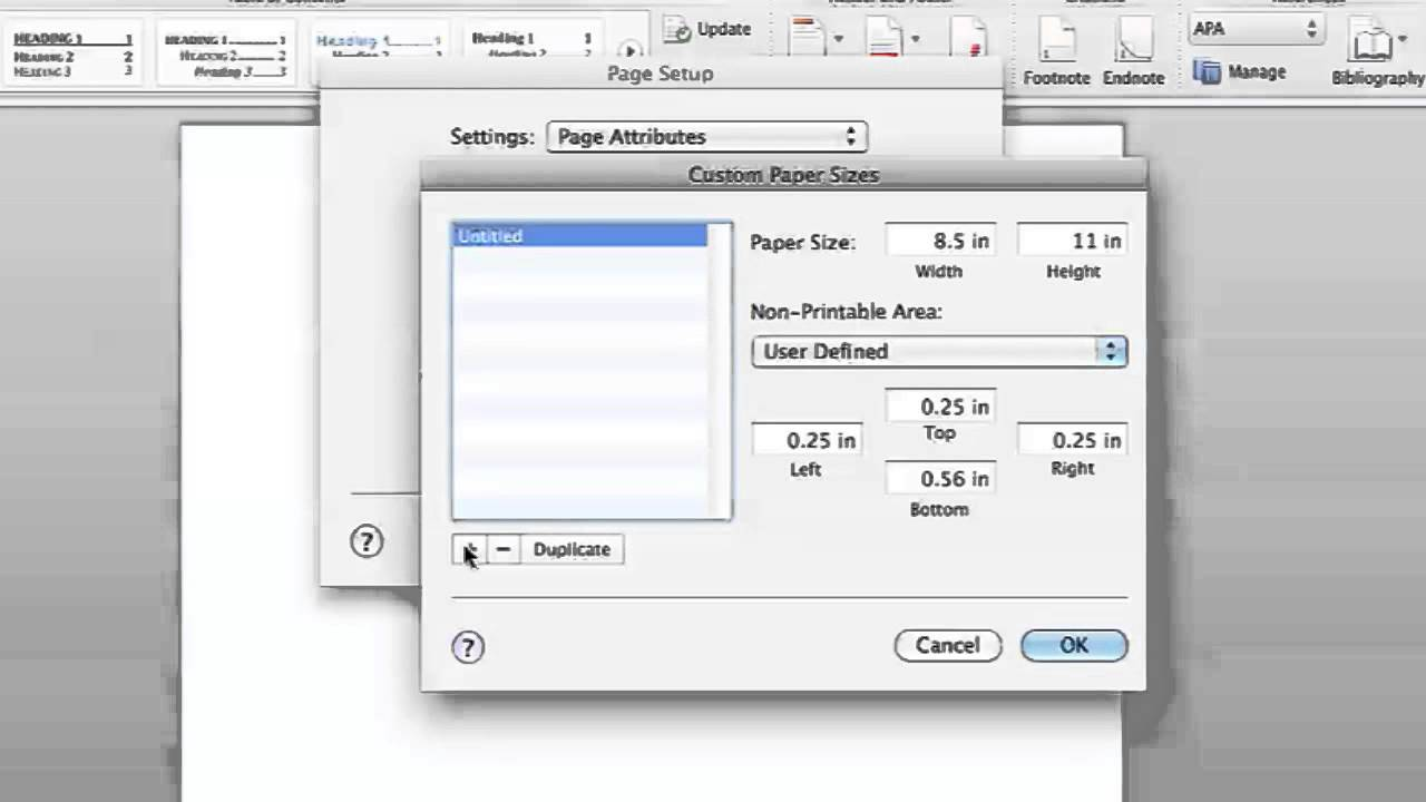 How To Print Inside A Blank Card Using Word Beginner Computer Tips