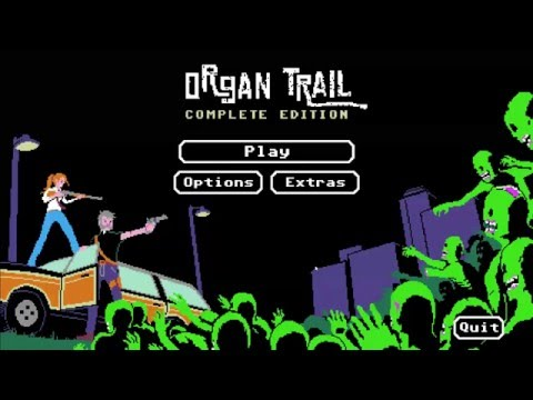 Organ Trail Complete Edition with Mass - Ep.#1: Grave errors