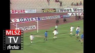 Görögország-Magyarország | 2-1 | 1986. 11. 12 | MLSZ TV Archív