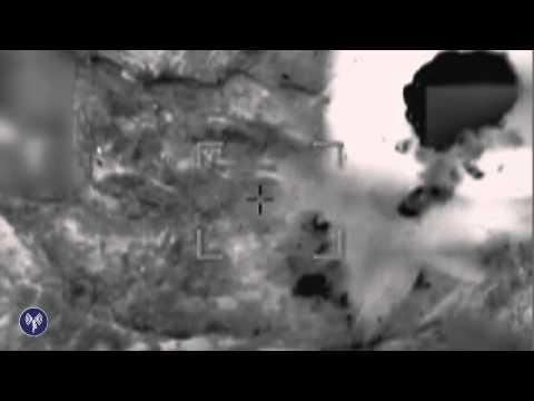 سلسلة غارات جوية ليلية لضرب مواقع ارهابية ردًا الاعتداءات الصاروخية من قطاع غزة
