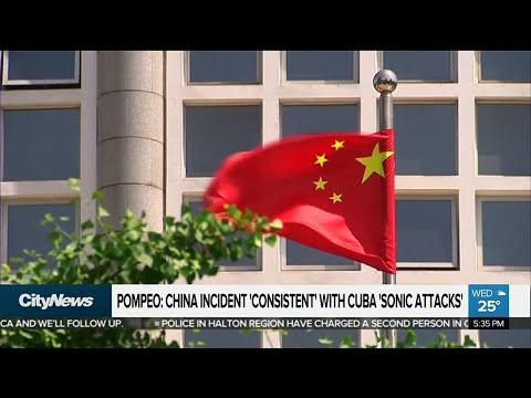 Sonic attack in China? U.S. issues health alert