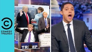 Donald Trump's Got a Brand New Chief of Staff | The Daily Show With Trevor Noah
