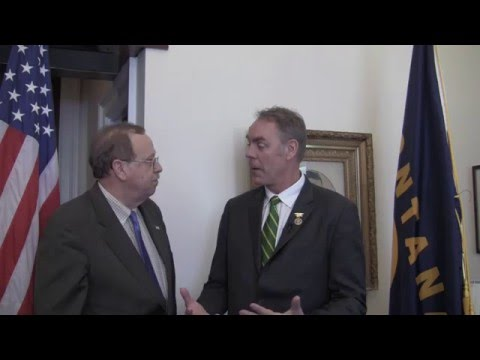 ProEnglish interviews Congressman Ryan Zinke of Montana