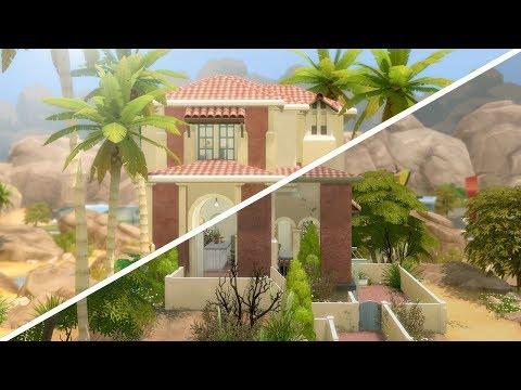VACANT VILLA // The Sims 4: Fixer Upper - Home Renovation thumbnail