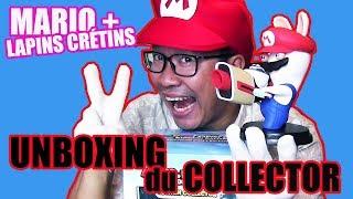 MARIO + THE LAPINS CRÉTINS : Notre UNBOXING du Collector !