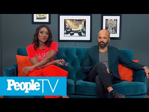 Jeffrey Wright Breaks Down The Origin Of His Accent In 'Shaft' | PeopleTV | Entertainment Weekly