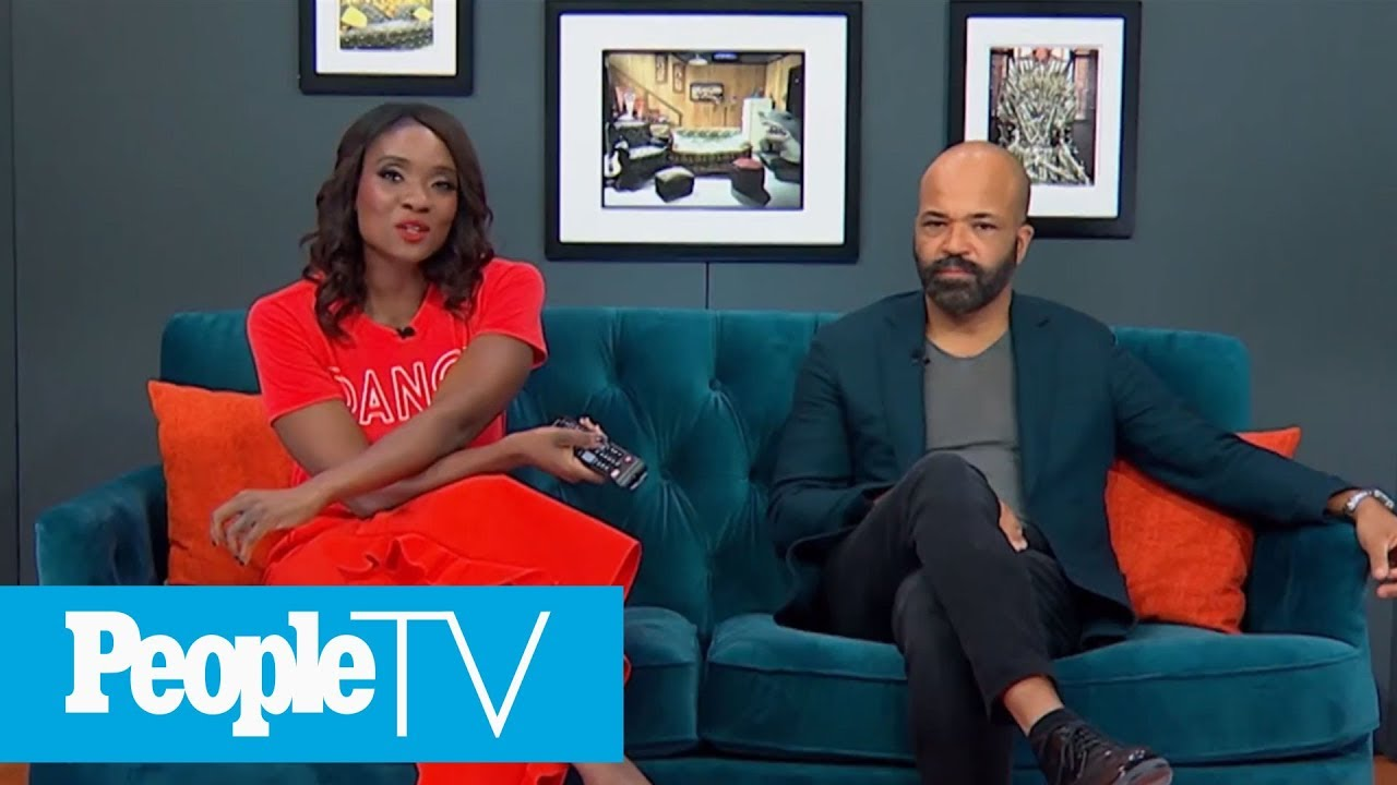 Download Jeffrey Wright Breaks Down The Origin Of His Accent In 'Shaft' | PeopleTV | Entertainment Weekly