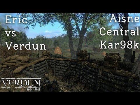 [Verdun] Aisne - Central Powers - Kar98k