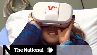Virtual reality makes emergency room visits easier for kids at BC Children's Hospital  | The Fix