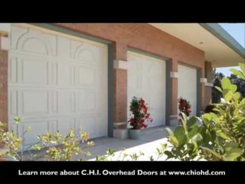 CHI Garage Doors - YouTube