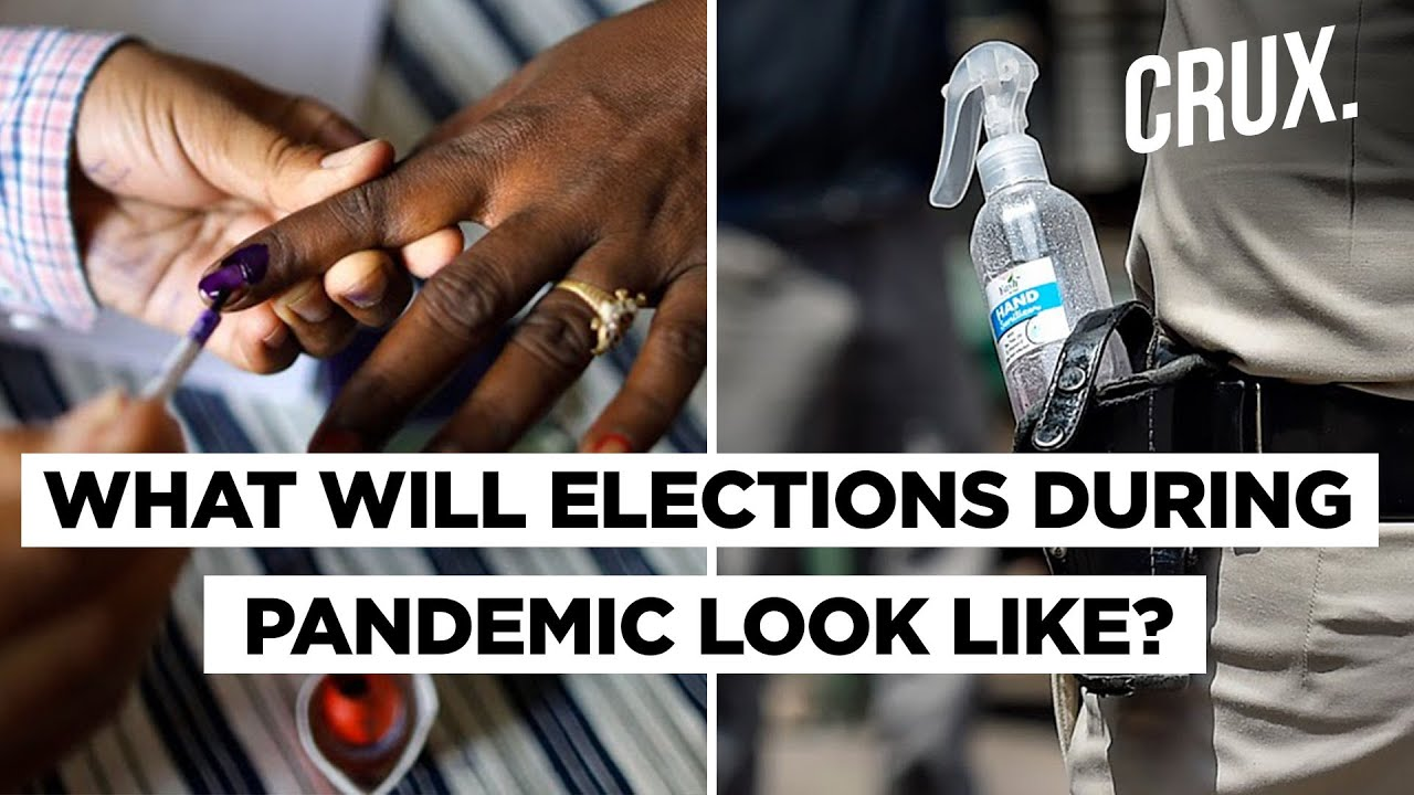 Bihar Polls - What Changes In World's 1st Biggest Election Amid Pandemic | Read