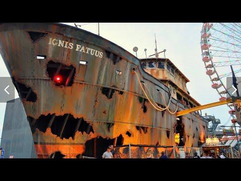 Ignis Fatuus Ghost Ship Wildwood Nj