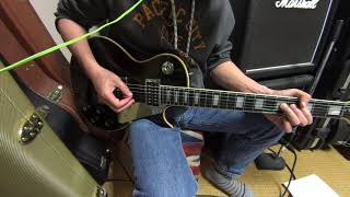 LOVE CAN MAKE A FOOL OF YOU / GARY MOORE (COVER) [Draft Ver.01]