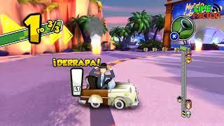 Gameplay - El Chavo Kart - Copa Profesor Jirafales - #Gameplay