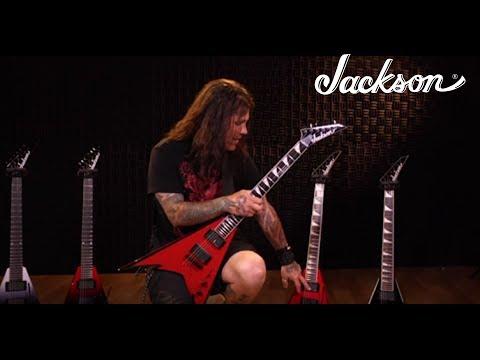 Machine Head's Phil Demmel On His X Series Signature Jackson Guitars