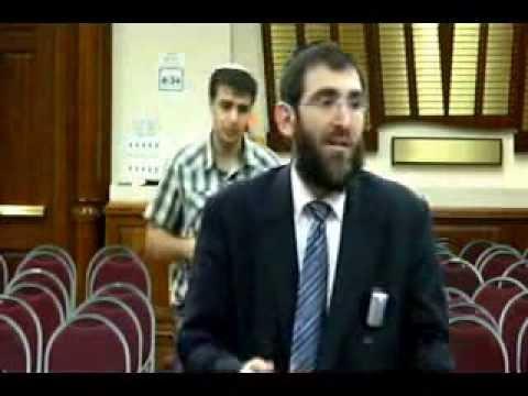 Rabbi Mordechai Kraft - Torah Our Island Of Sanity