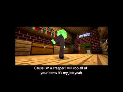 Minecraft song: TNT - With Lyrics