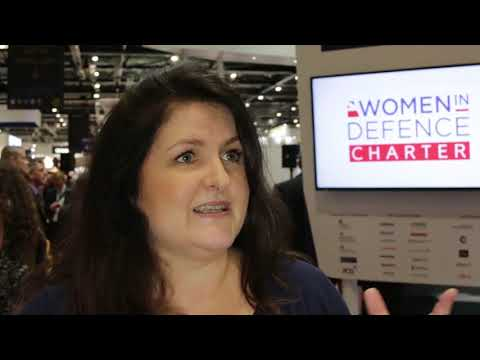 Leonardo #DSEi2019: Women in Defence Charter