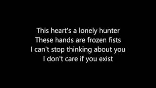 Sting - I can't stop thinking about you [Lyrics]