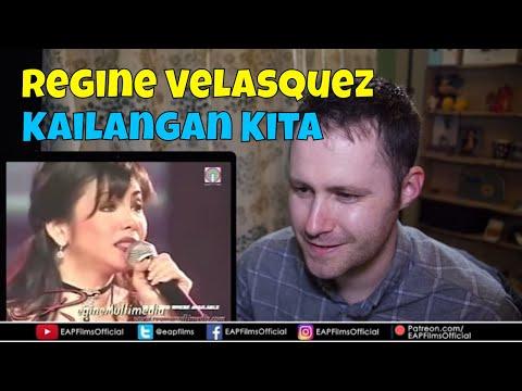 Regine Velasquez - Kailangan Kita | REACTION