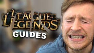 Das Problem mit den League of Legends Guides ...