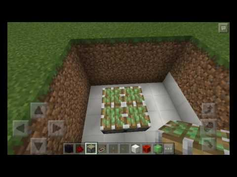 Cara membuat elevator di minecraft