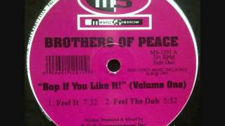 Brothers Of Peace - Feel The Dub [Bop If You Like It! (Volume One)]