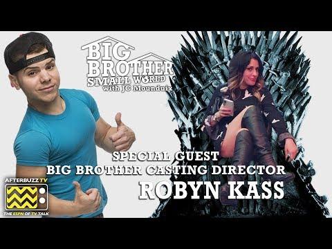 Big Brother Casting Director Robyn Kass On Season 21 - Big Brother Small World W/ JC Mounduix