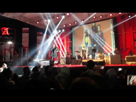ECKO SHOW LIVE JAYAPURA PAPUA - 100 KOTA 1 BAHASA