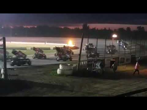 NOSA Jamestown Speedway Feature 06 10 2017