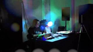 Arcane Device Live at MoMA PS1 14Dec14