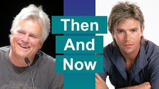 MacGyver Then and Now 2018