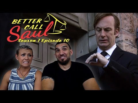 Better Call Saul Season 1 Episode 10 'Marco' Finale REACTION!!