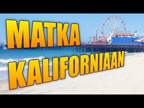 MATKA KALIFORNIAAN - Minecon 2016