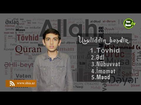 Dinlə tanışlıq | Usuliddin beşdir